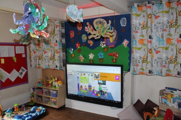 nursery in chesterfield, duck room