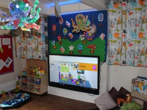 Nursery Rhymes Day Nursery in Chesterfield